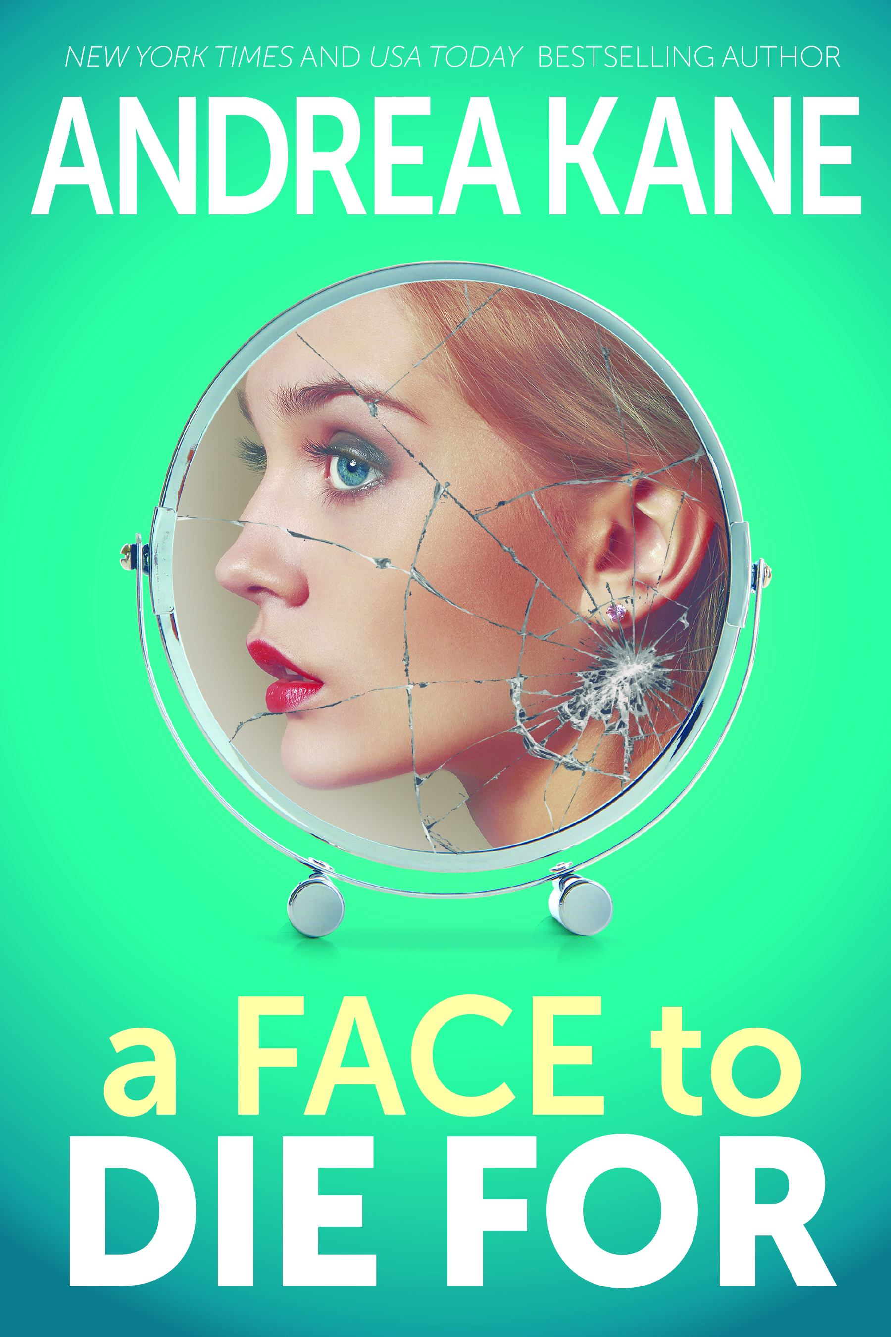 A Face to Die For Cover Image